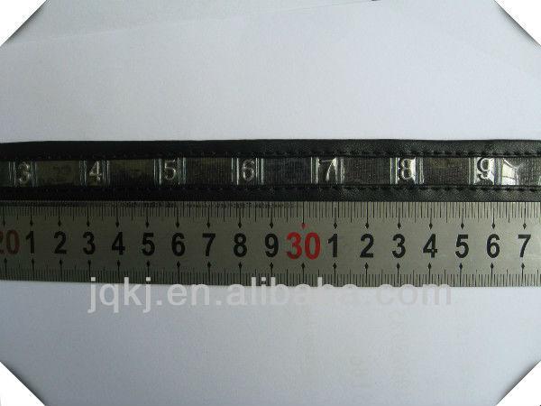 rail wheel inspection system boiler testing ndt lead measuring tape