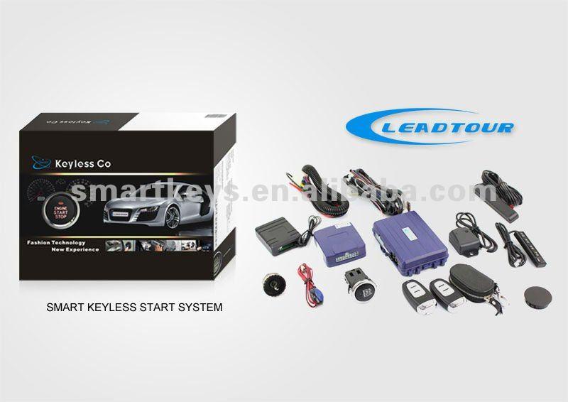 Manufacturer Passive Keyless Entry Pke Push Button Engine Start ...