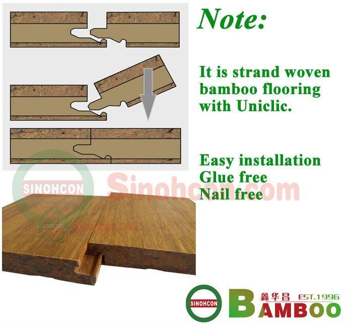 Bamboo Click And Lock Flooring Mycoffeepot Org