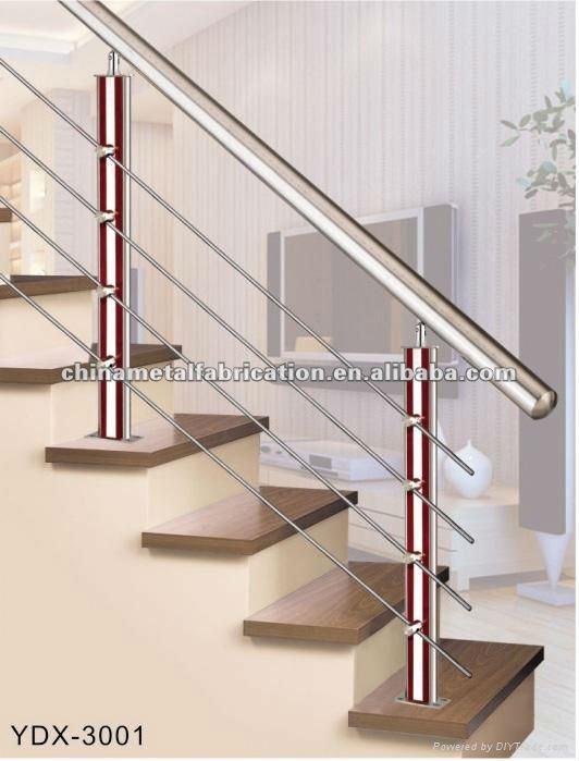 Pasamanos De Escaleras En Acero Inoxidable - Ideas De Disenos ...
