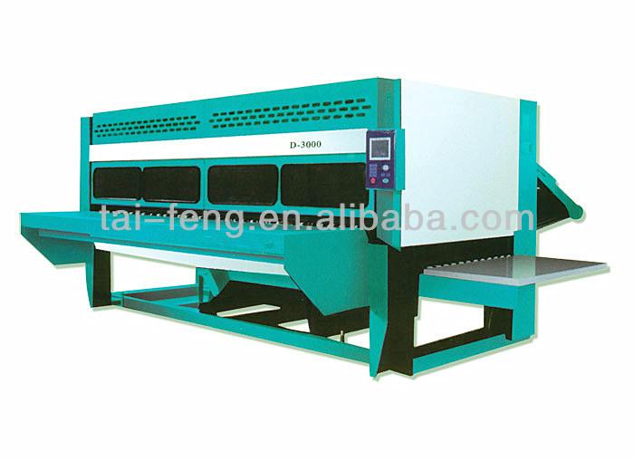 Folding Bed Automatic : Reasonable layout automatic bed sheets folding machine