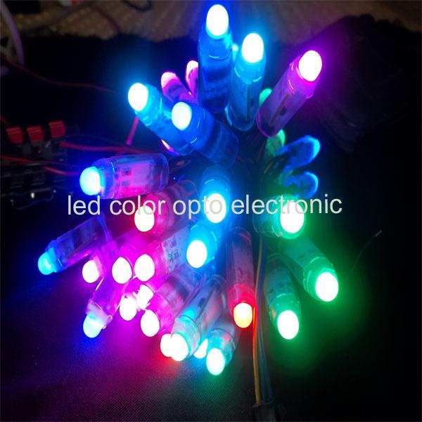 Dc5v 12v 0.3 Watts Addressable 50pcs A String Full Color Christmas ...