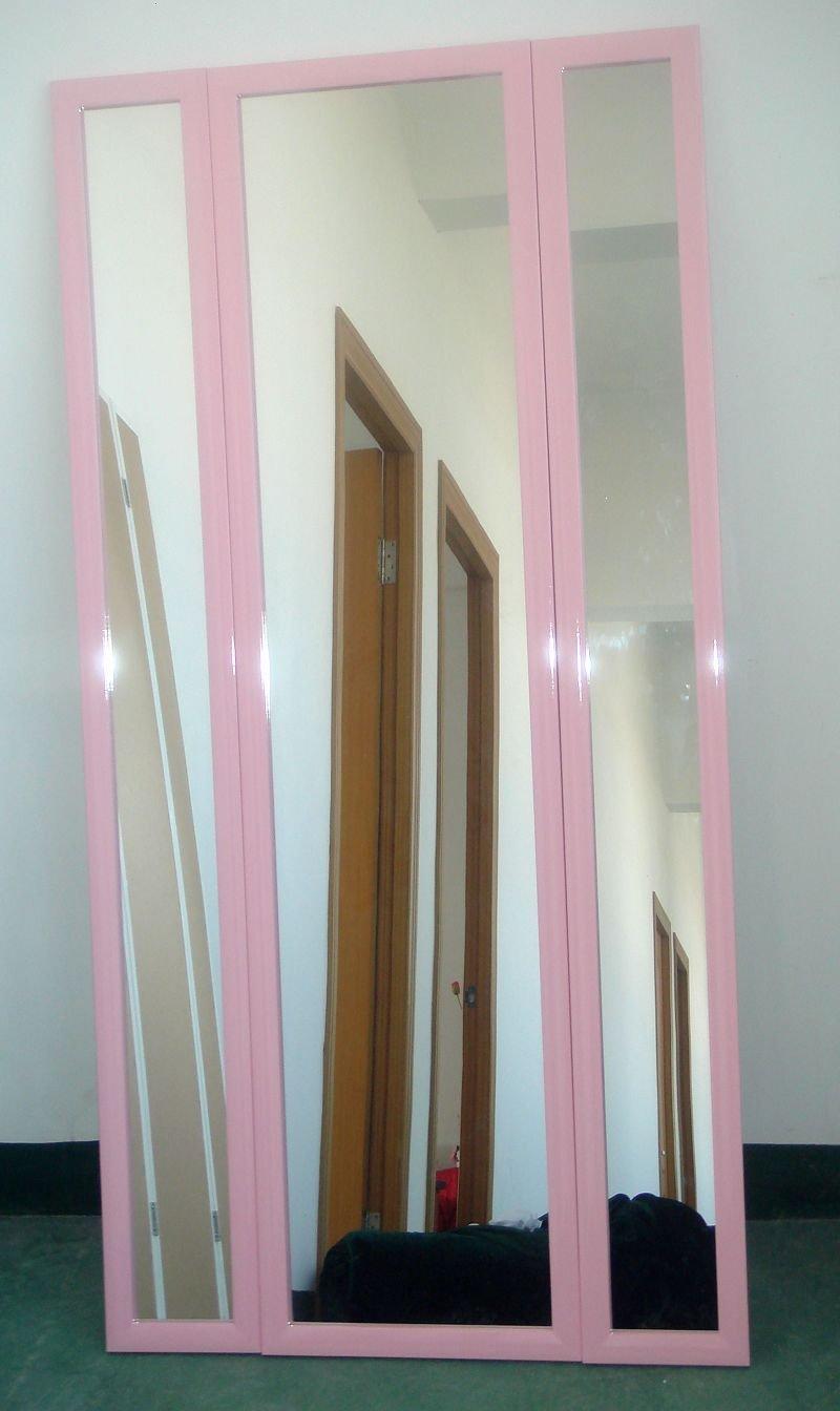 Full length 3 way mirror - New Style Full Length Decorative Vanity 3 Way Mirror