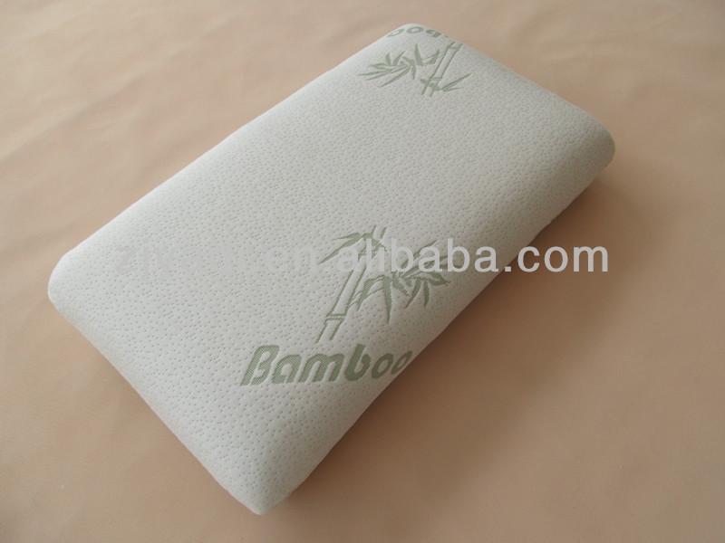 150x35x12cm Bamboo Fiber Traditional Shaped Molded Memory Foam Pillow,Classic Shaped Memory Foam ...