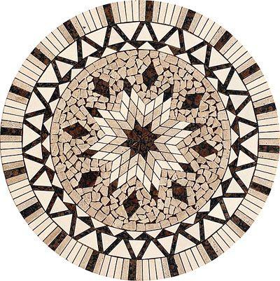 Round Mosaic Tile Patterns Techieblogie Info