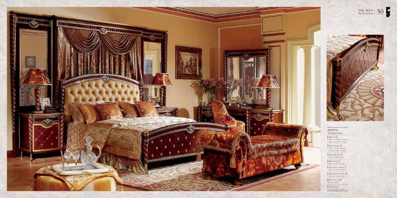Bedroom Sets 2014 0026 2014 royal luxury antique italian classic bedroom set - buy
