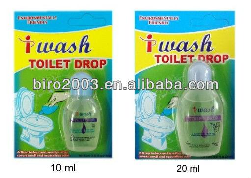 Powerful Pure Drop Toilet Deodorizer Personal Bathroom Odor - Bathroom odor eliminator