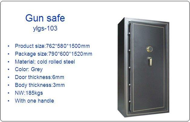 gun cabinet weapon cabinetgun safeylgs103