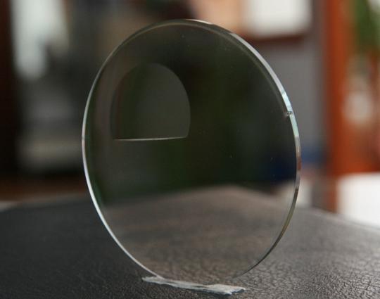 cr39 1.49 flat top bifocal lens