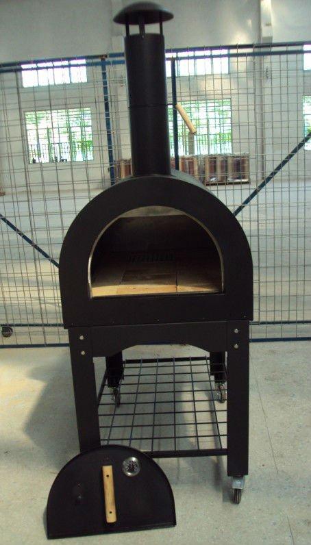 métal À bois four À pizza À bonne isolation - buy product on
