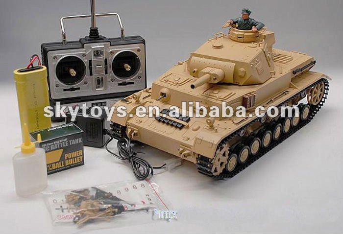 Toys Rc Tank