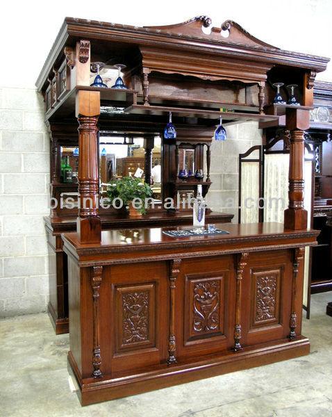 100 Soild Wood Antique Home Bar Cabinet Buy Bar