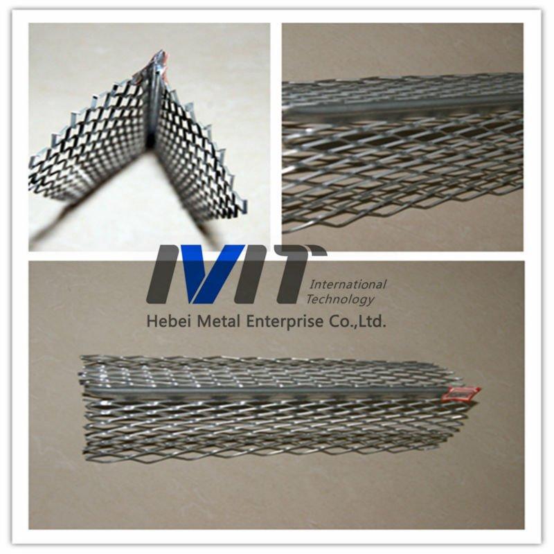 Stainless Steel Corner Bead : Galvanized stucco corner angle bead for plaster