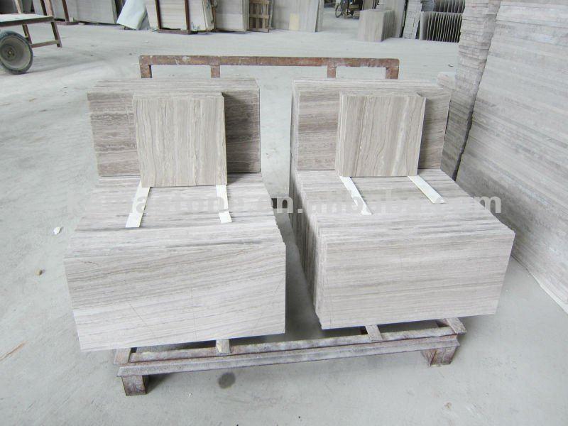 Pavimenti Effetto Legno Bianco : Acero bianco effetto legno piastrella del pavimento in marmo buy