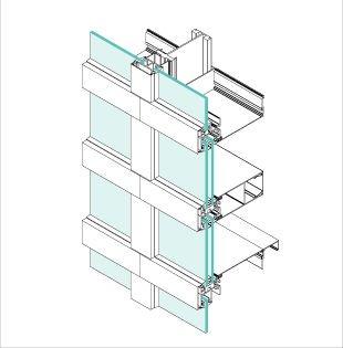 Curtain Wall Design new design rameless glass curtain wall - buy frameless glass