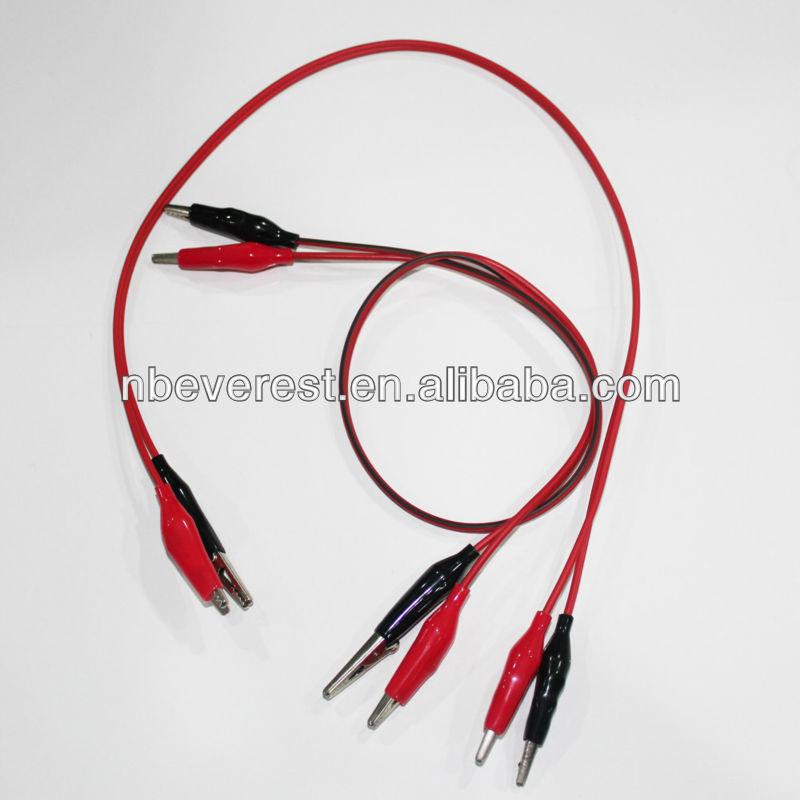 Crocodile Grip Lead Wire Test Couleurs Électronique Circuit Projet ...