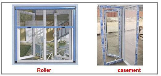 Construction Casement Window Screen : Opening degree aluminum casement windows with