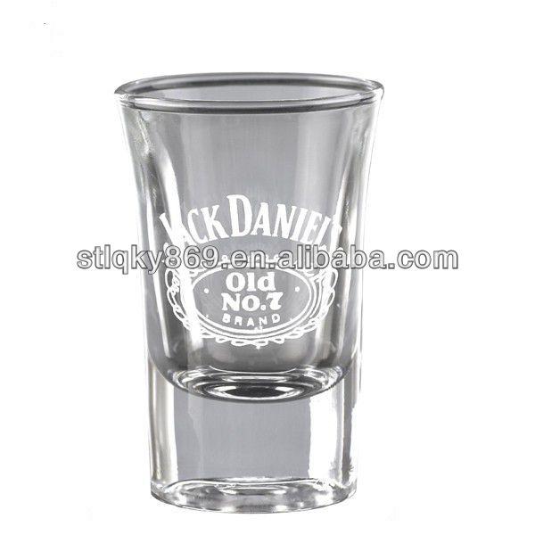 Lyt417 Promotionnel 50 Ml Verre De Whisky Tir Lunettes De Logo