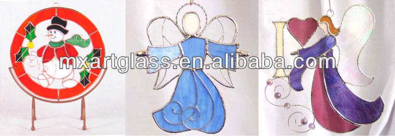 Glas In Lood Engels.Mf050251 China Wholesale Tiffany Stijl Glas In Lood Engel Christmas