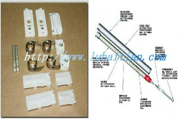 Luhaitian Upvc Single Double Lifting Upvc Window Sash