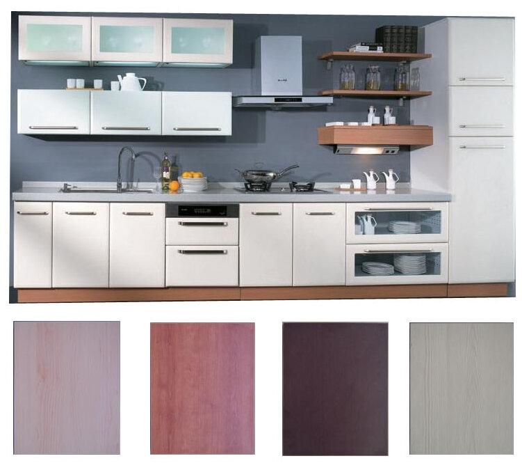 Melamine Kitchen Cabinet Door Colors & Melamine Cabinet Doors | Fanti Blog kurilladesign.com