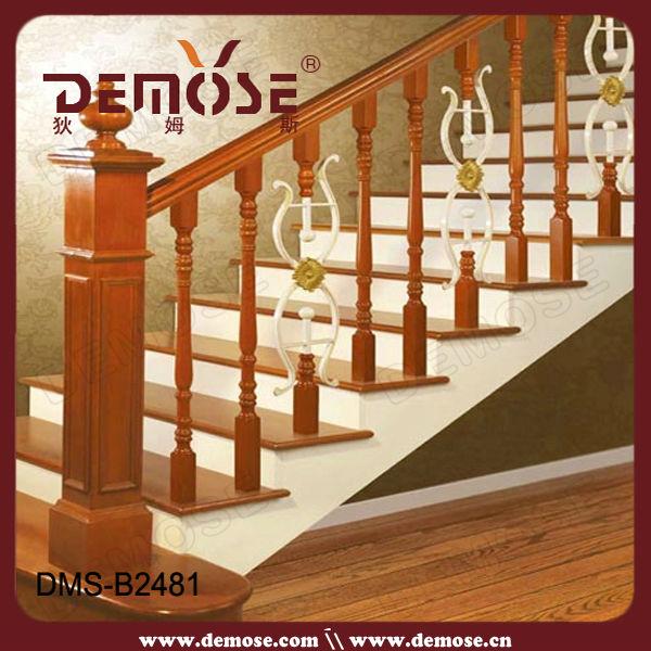 decorativos de hierro forjado barandas para escaleras interiores