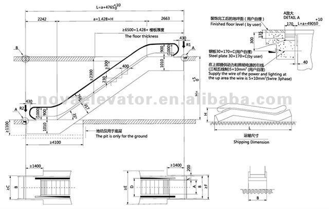 Escalator - Buy Escalator,Electric Escalator,Moving ...