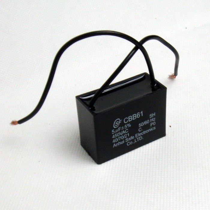 Mejor precio cbb61 alambre condensador ventilador de techo - Precios ventiladores de techo ...