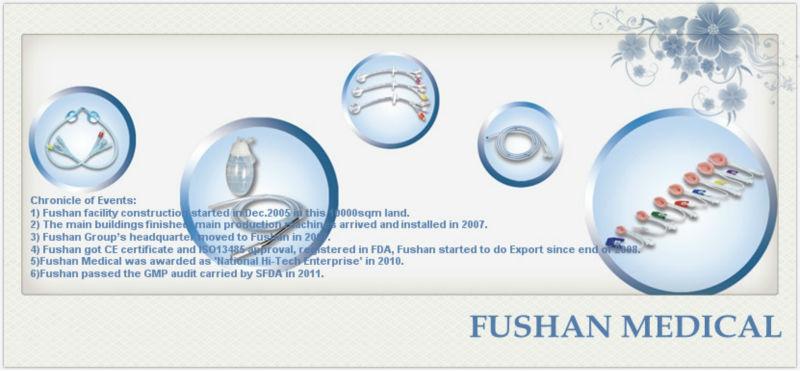 Single Lumen Double Lumen Triple Lumen Central Venous Catheter Set ...