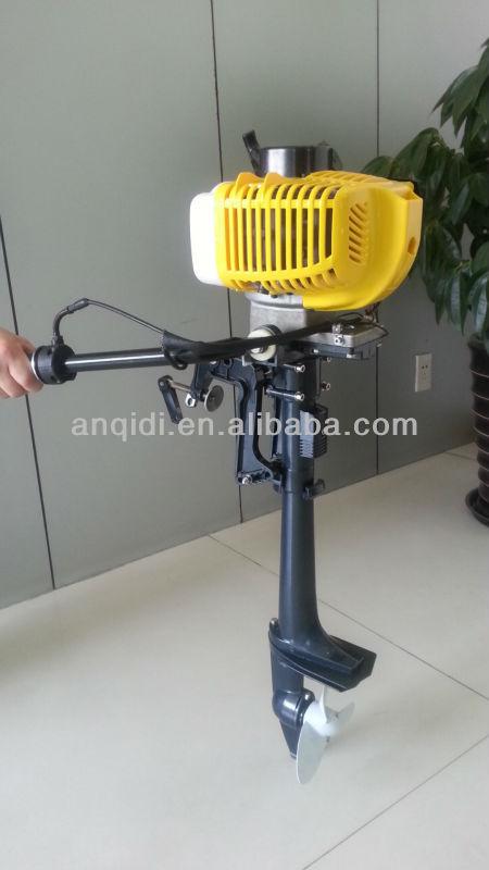 Chinese Outboard Motors : Hp chinese outboard motor buy small