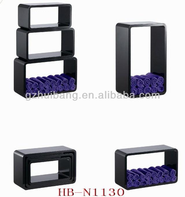 Hair Salon Equipment Wood Towel Cabinet Hb-n1130 - Buy Wooden ...