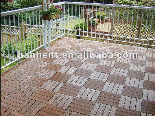 Popular Outdoor Deck Floor Covering