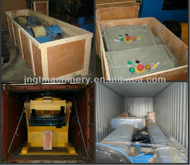 Huafei H Beam Assembly Machine/auto H-beam Production Line/h Beam ...