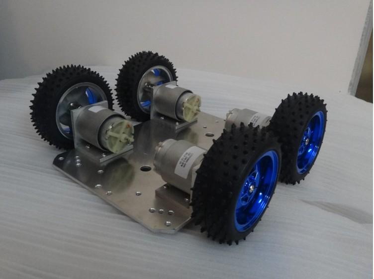 4 Weak Dc Motors Vs 1 Strong Dc Motor For Electric Vehicle