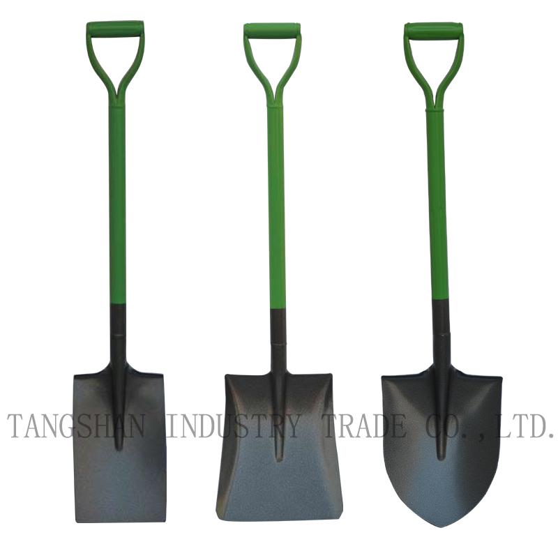 All Steel Garden Farming Digging Shovel Spade
