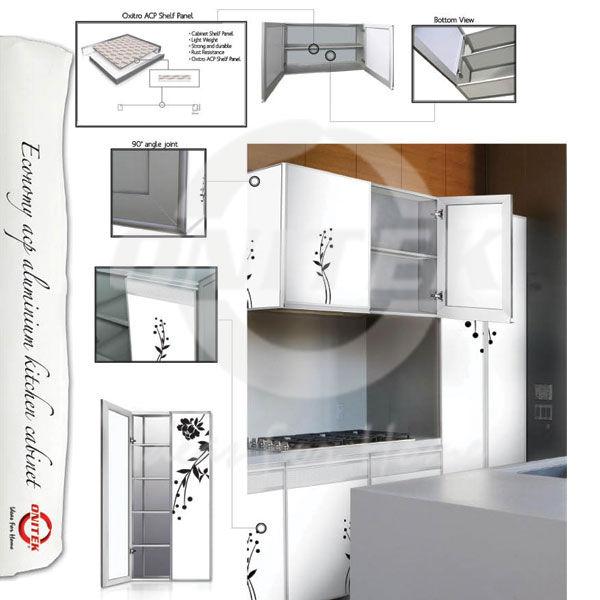 Aluminium Kitchen Cabinet Klang