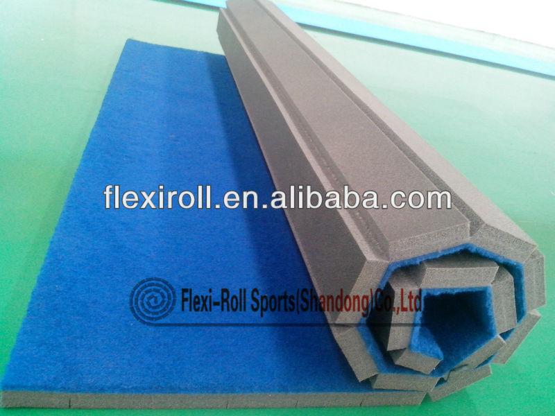 Hot Sale Dollamur Flexi Roll Cheerleading Mat Carpetl
