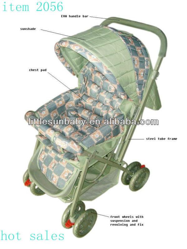 Baby Car Seat Parts - Seat