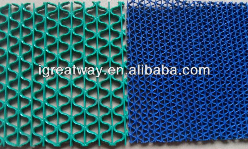 S Pvc Door Mat Green S Mat With Base Foam Based S Mat