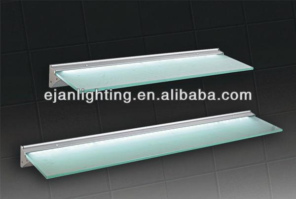 Ce Illuminated Led Glass Shelf Light Buy Led Glass Shelf