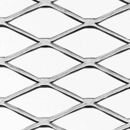 Flattened 304 316 Stainless Steel Aluminum Galvanized
