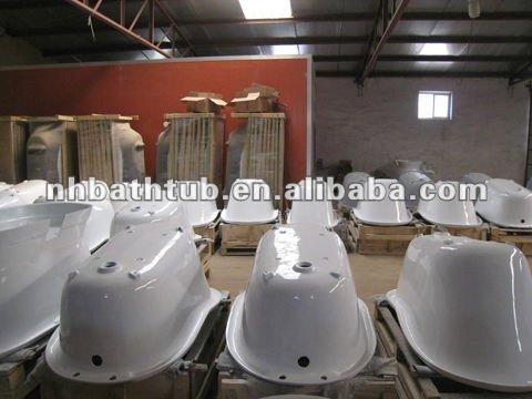 Vasca Da Bagno Ferro Smaltato : Vasca da bagno in ghisa smaltata trendbagno le vasche