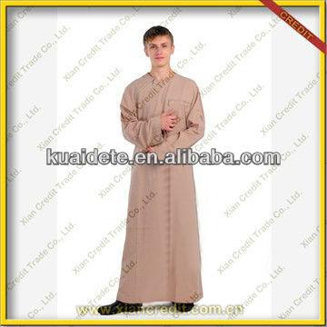 Hot Sale Mens Clothing Arab Thobe Kurta Designs For Men