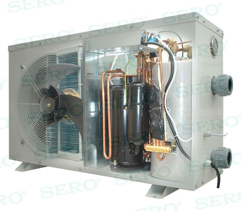 Swimming Pool Heat Pump 3 5 20kw Metal Shell Buy Swimming Pool Heat Pump Pool Heat Pump