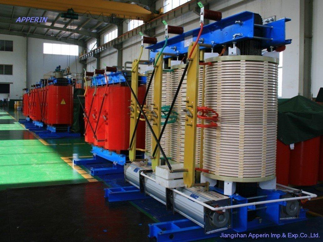 Sg(b)10 F Grade Cast-resin Dry-type Transformer - Buy Dry-type  Transformer,Resin-insulated Dry-type Transformer,Epoxy Resin Cast Dry-type  Transformers