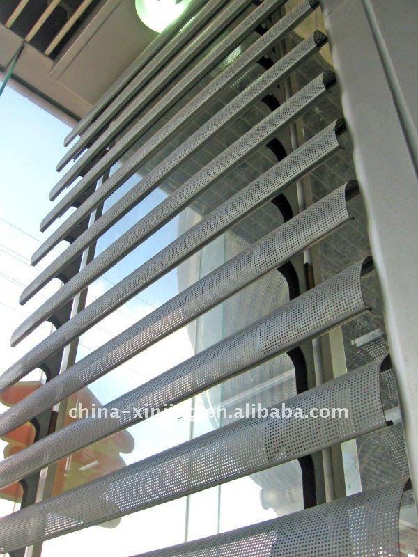 Modern Design Perforated Aluminum Sun Shade Louver Buy