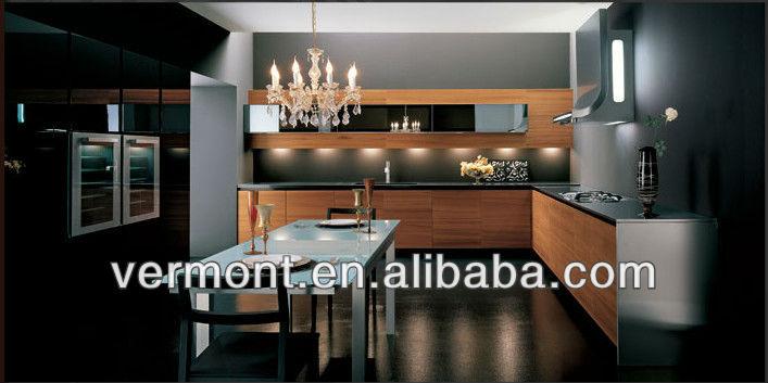 Alto Brillo 2 Pack Pintura Blanca Gabinete De Cocina Mdf - Buy ...