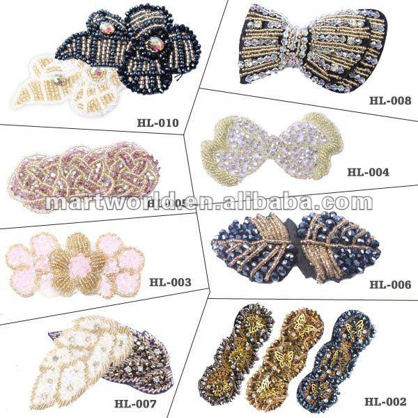 Wedding Hairstyle Names: Bridal Hair Accesories Names Hair Accessories(hl-003