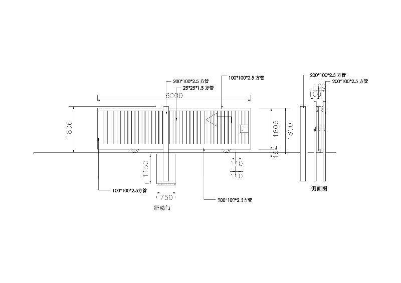 Wrought iron gate mild steel swing buy manual slide