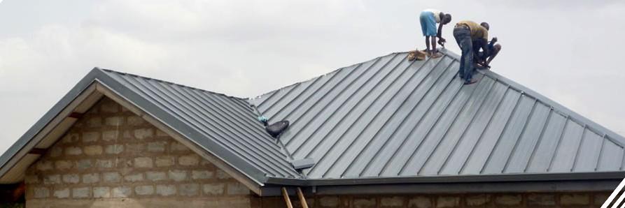 Popular In Nigeria Metal Aluminum Roof Sheet Roll Forming